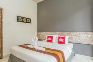 ZEN Rooms Ubud Dewi Sita, Гостевые дома  Убуд - big - 21
