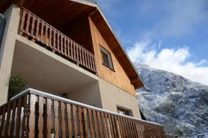 Location gîte, chambres d'hotes Chalet Morville dans le département Isère 38