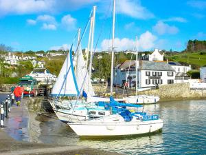 Portmellon Cove Guest House, Bed & Breakfast  Mevagissey - big - 23