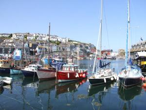 Portmellon Cove Guest House, Bed & Breakfast  Mevagissey - big - 11