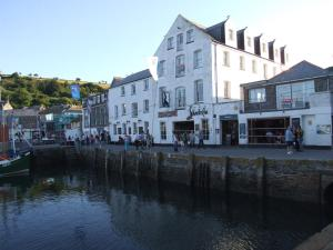 Portmellon Cove Guest House, Bed & Breakfast  Mevagissey - big - 10