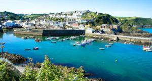 Portmellon Cove Guest House, Bed & Breakfast  Mevagissey - big - 9