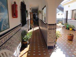 Hostal Málaga, Penzióny  Arcos de la Frontera - big - 48