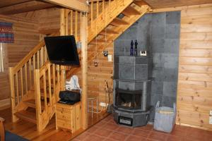 Sininen Hetki Cottage, Holiday homes  Kuusamo - big - 13