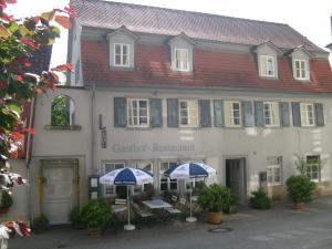 Gasthof-Restaurant Blauer Bock - Cröffelbach