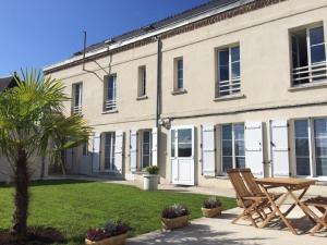 Location gîte, chambres d'hotes Le Clos Saint Martin dans le département Aisne 2