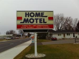 Home Motel Abbotsford, Motels  Abbotsford - big - 28