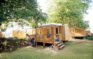 Location gîte, chambres d'hotes Domaine Résidentiel de Plein Air Odalys Le Vorlen dans le département Finistère 29