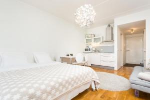 Rotermanni Studio-Apartment, Apartmány  Tallinn - big - 24