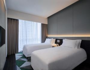 Fraser Place Setiabudi Jakarta, Residence  Giacarta - big - 11