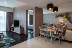 Fraser Place Setiabudi Jakarta, Residence  Giacarta - big - 4