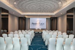 Fraser Place Setiabudi Jakarta, Residence  Giacarta - big - 27
