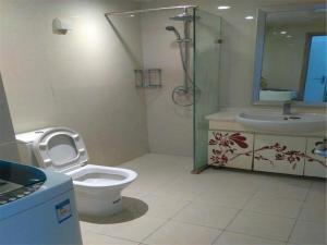 Beijing Tiandi Huadian Hotel Apartment Youlehui Branch, Ferienwohnungen  Peking - big - 30