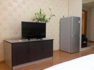Beijing Tiandi Huadian Hotel Apartment Youlehui Branch, Ferienwohnungen  Peking - big - 5
