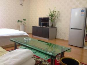 Beijing Tiandi Huadian Hotel Apartment Youlehui Branch, Ferienwohnungen  Peking - big - 24