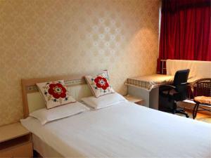 Beijing Tiandi Huadian Hotel Apartment Youlehui Branch, Ferienwohnungen  Peking - big - 17