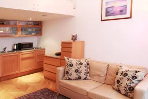 Residence Bílkova, Apartmány  Praha - big - 47