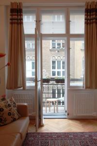 Residence Bílkova, Apartmány  Praha - big - 51