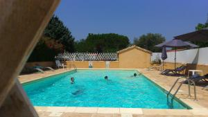 Location gîte, chambres d'hotes Camping L'olivier dans le département Gard 30