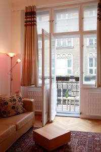 Residence Bílkova, Apartmány  Praha - big - 48