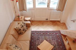 Residence Bílkova, Apartmány  Praha - big - 49