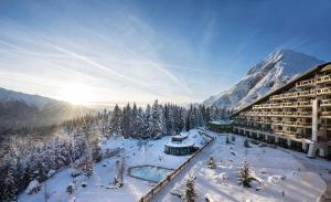 Interalpen-Hotel Tyrol GmbH
