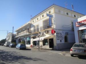 Hostal Málaga, Penzióny  Arcos de la Frontera - big - 51