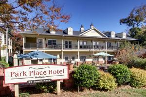 Park Place Hotel - Jasper