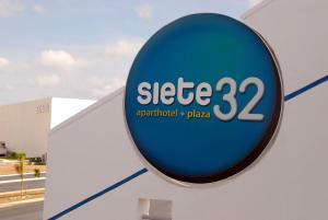 Aparthotel Siete 32, Apartmanhotelek  Mérida - big - 34