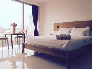 La Villa Hotel, Aparthotels  Seoul - big - 16
