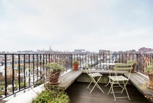 onefinestay - South Kensington private homes III, Апартаменты  Лондон - big - 21