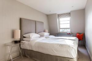 onefinestay - South Kensington private homes III, Апартаменты  Лондон - big - 18