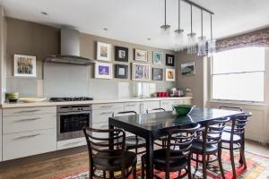 onefinestay - South Kensington private homes III, Апартаменты  Лондон - big - 14