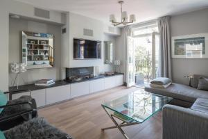 onefinestay - South Kensington private homes III, Апартаменты  Лондон - big - 177