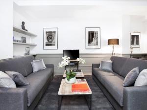 Luxury 3 Bedroom Le Marais, Apartments  Paris - big - 5