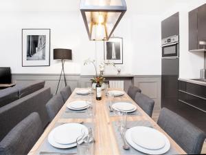 Luxury 3 Bedroom Le Marais, Apartments  Paris - big - 4