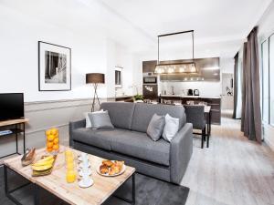 Luxury 3 Bedroom Le Marais, Apartments  Paris - big - 21