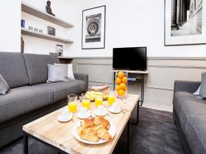 Luxury 3 Bedroom Le Marais, Apartments  Paris - big - 17