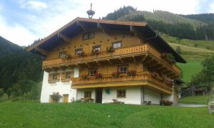 Biobergbauernhof Brandenau - Apartment - Taxenbach
