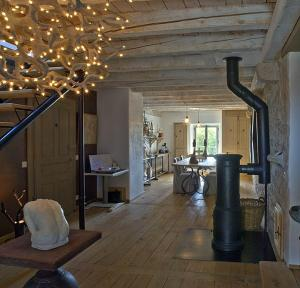 La Cour Pavee, Bed & Breakfast  Genolier - big - 33