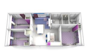 Mobile Home Sunset, Üdülőközpontok  Biograd na Moru - big - 55