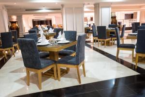 Blue Night Hotel, Szállodák  Dzsidda - big - 47