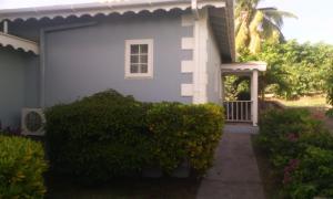 Flamboyant 1 Bedroom Gated Villa, Виллы  Грос-Айлет - big - 24
