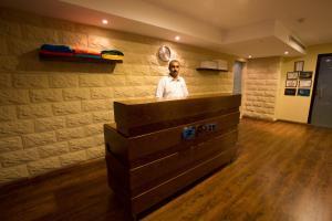 Blue Night Hotel, Hotely  Džidda - big - 49