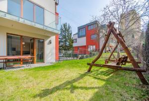 Dom House Apartments Sopot Kamienny Potok