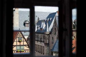 Hotel Theophano, Hotely  Quedlinburg - big - 31