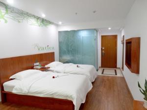 Vatica Hebei Langfang Pipeline Bureau General Hospital Hotel, Отели - Langfang