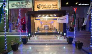 Blue Night Hotel, Hotely  Džidda - big - 28