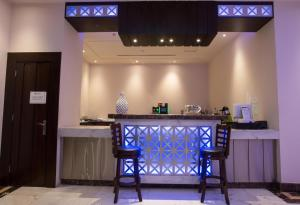 Blue Night Hotel, Szállodák  Dzsidda - big - 59