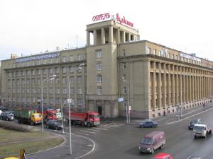 Хостелы Микрорайона Пороховые города Санкт-Петербурга